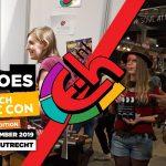 Verslag | Entertainmenthoek op Heroes Dutch Comic Con 2019
