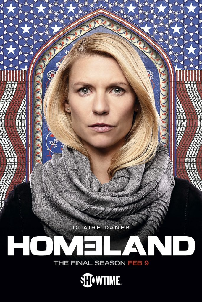 Homeland seizoen 8