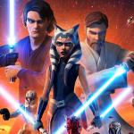 Trailer en poster voor laatste seizoen Star Wars: The Clone Wars
