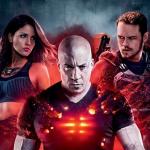 Nieuwe poster voor Bloodshot met Vin Diesel