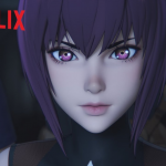 Trailer Netflix anime serie Ghost in the Shell: SAC_2045