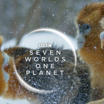 Reis over zeven continenten in BBC-serie Seven Worlds, One Planet