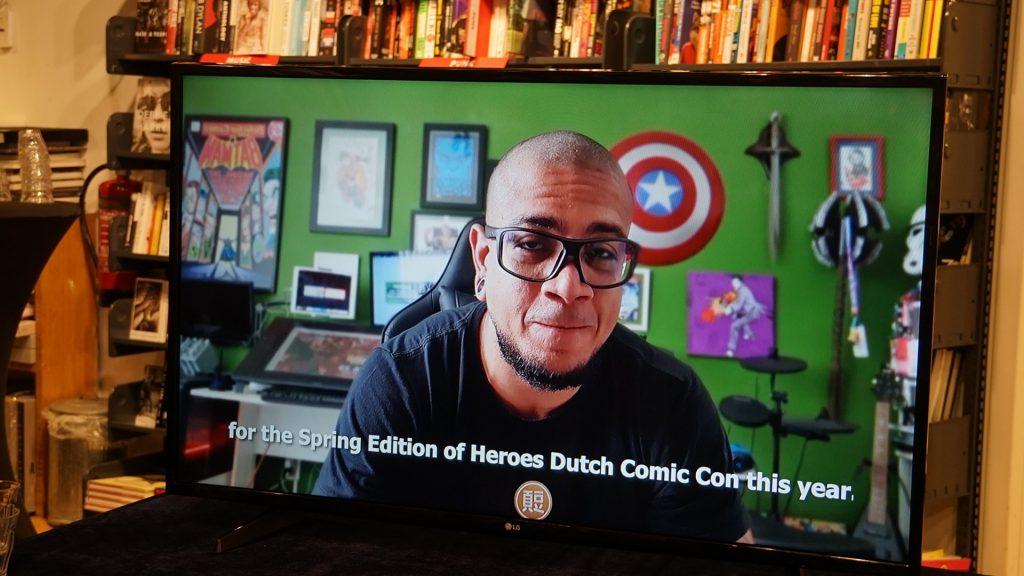 Heroes Dutch Comic Con