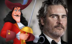 Joaquin Phoenix als Hook