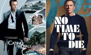Daniel Craig: Bond Rewind