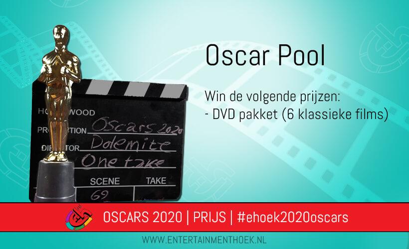 Winactie | Oscars 2020 | #ehoek2020oscars 2