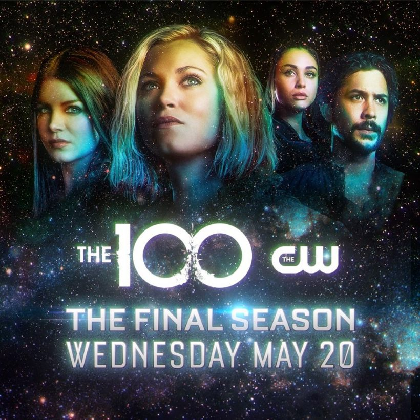Het laatste seizoen van The 100