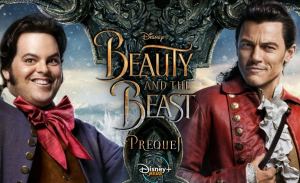 Beauty and the Beast prequel serie