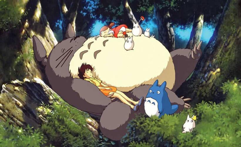 10 Top 22 Studio Ghibli films - My Neighbor Totoro