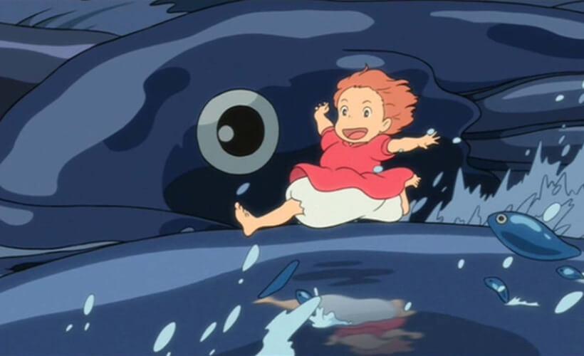 Top 22 Studio Ghibli films - deel 1 (Sandro Algra) - Ponyo