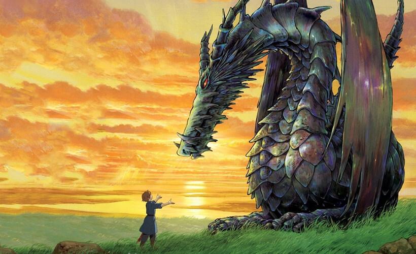 Top 22 Studio Ghibli films - deel 1 (Sandro Algra) - Tales of Earthsea