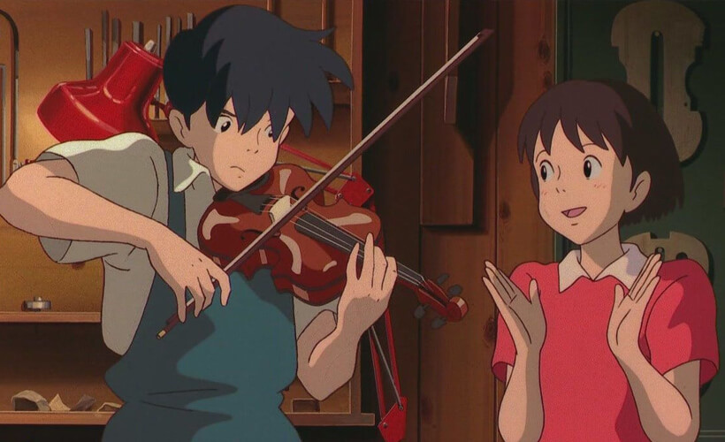 Top 22 Studio Ghibli films - deel 1 (Sandro Algra) - Whisper from the Heart