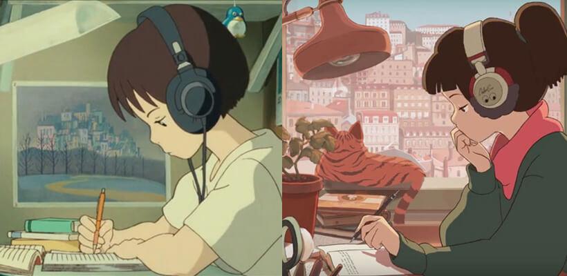 Study Girl - Whisper From the Heart