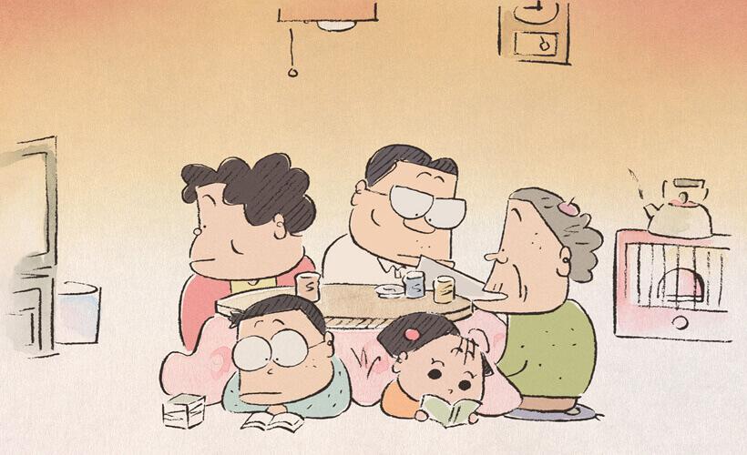 8 Top 22 Studio Ghibli films - My Neighbors the Yamadas