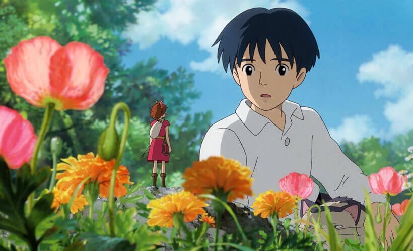 9 Top 22 Studio Ghibli films - Arrietty