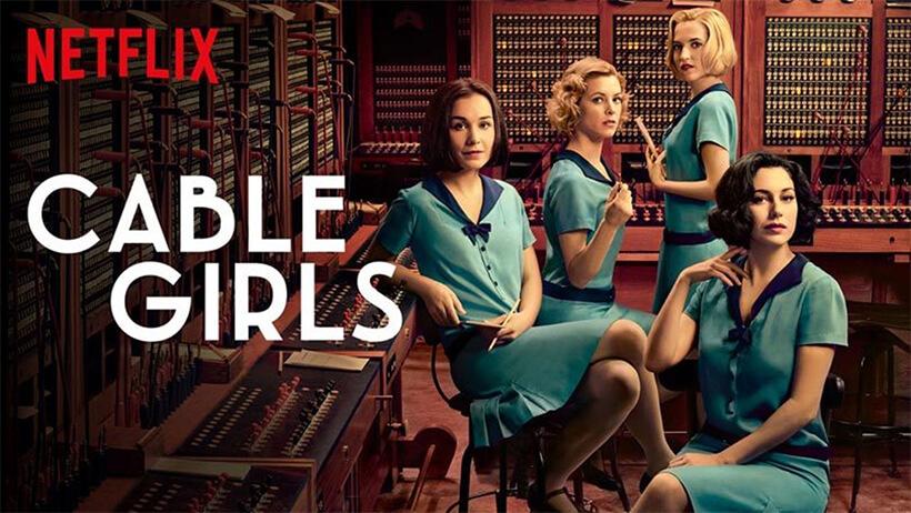 Spaanse series - Las Chicas del Cable