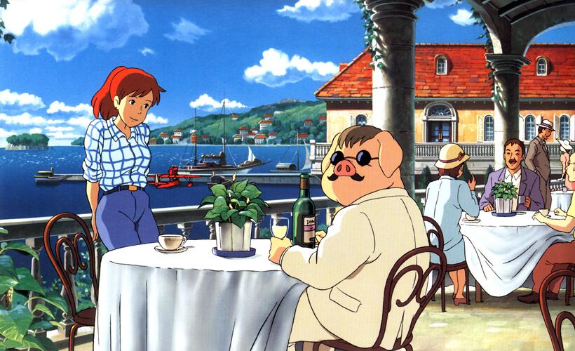 23 Top 22 Studio Ghibli films - Porco Rosso