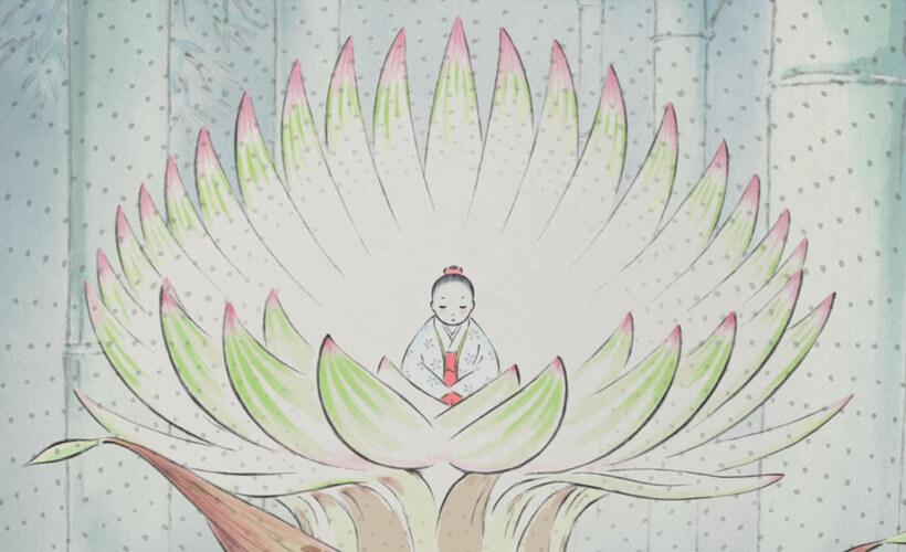 24 Top 22 Studio Ghibli films - The Tale of the Princess Kaguya