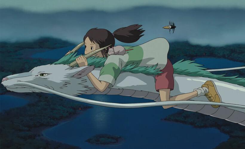 26 Top 22 Studio Ghibli films - Spirited Away