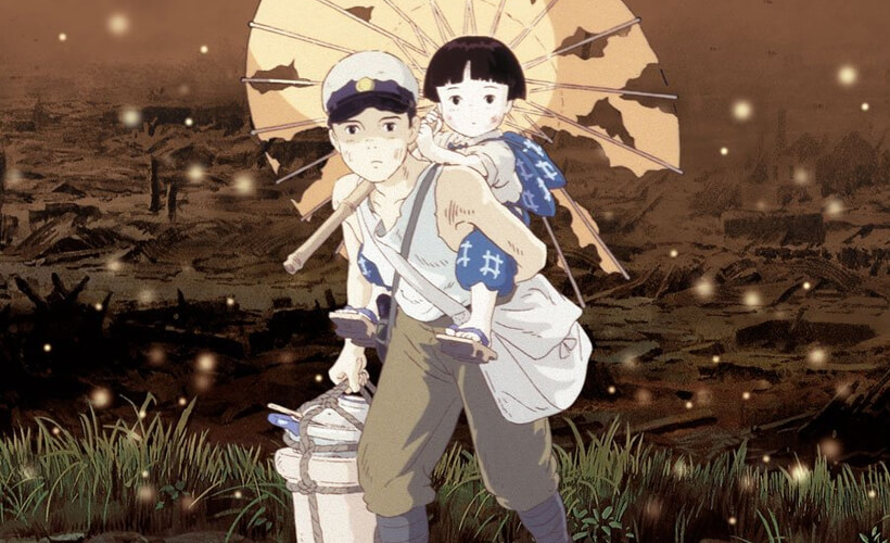 27 Top 22 Studio Ghibli films - Grave of the Fireflies