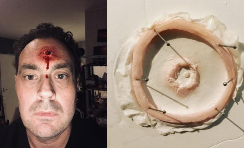 Blog | Hoe maak je zelf een SFX kogelwond? (Raymond Doetjes) 4