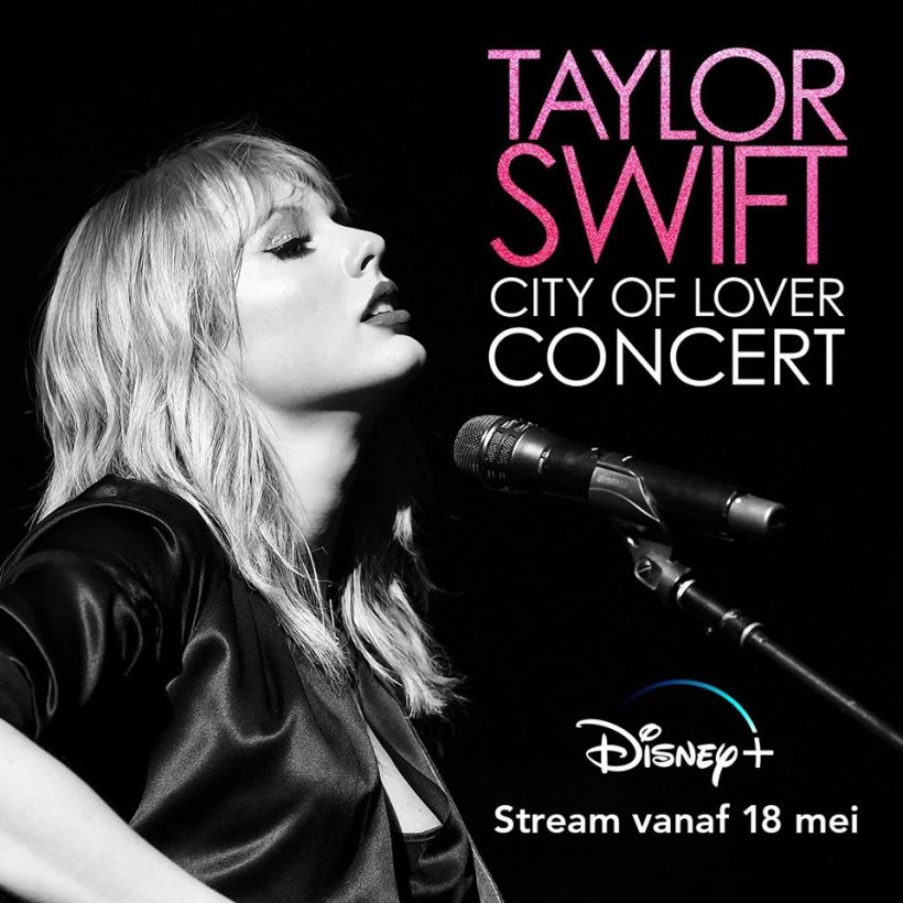 Taylor Swift City of Lover Concert!