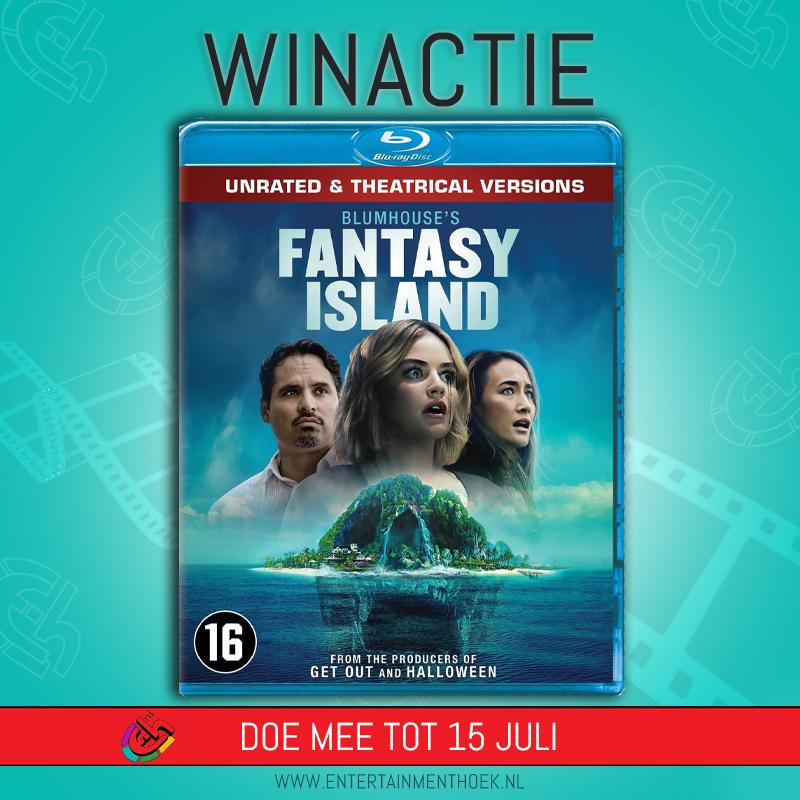 Fantasy Island blu-ray