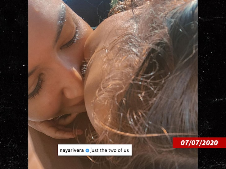 Naya Rivera overleden