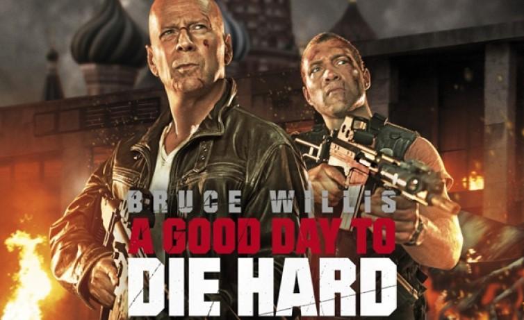 Recensie A Good Day To Die Hard