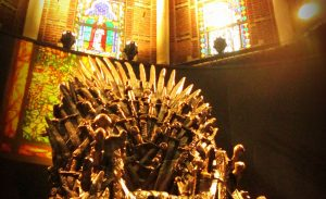 Game of Thrones Expositie