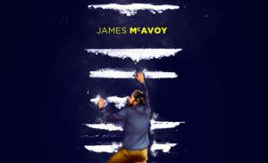 Filth met James McAvoy