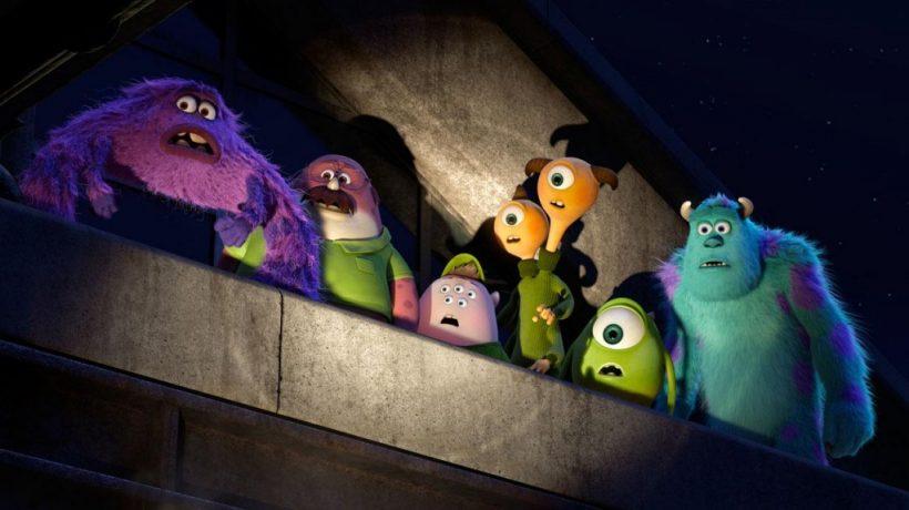 Recensie Monsters University