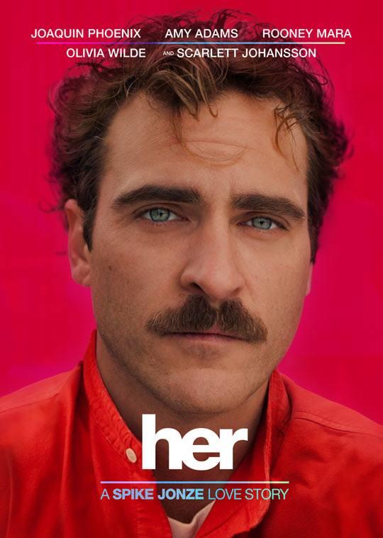Spike Jonze's Her met Joaquin Phoenix