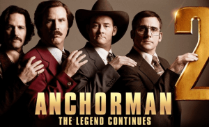 Anchorman spin-off