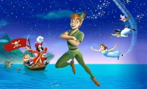 Peter Pan Origin