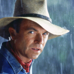 Sam Neill onthult reden achter bizar Jurassic Park accent