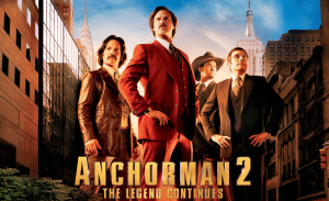 Recensie Anchorman 2 The legend Continues