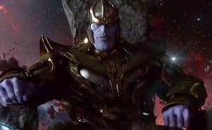 Josh Brolin over Thanos