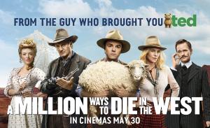 Recensie A Million Ways To Die In The West