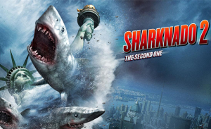 Recensie Sharknado 2: The Second One