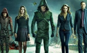 Arrow seizoen 3