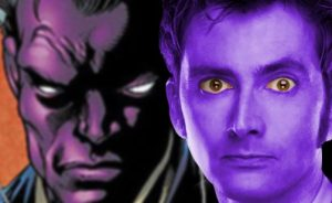 David Tennant als Purple Man