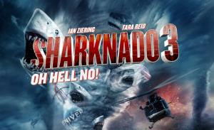 Recensie Sharknado 3