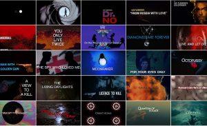 James Bond theme songs