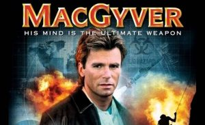 MacGyver serie