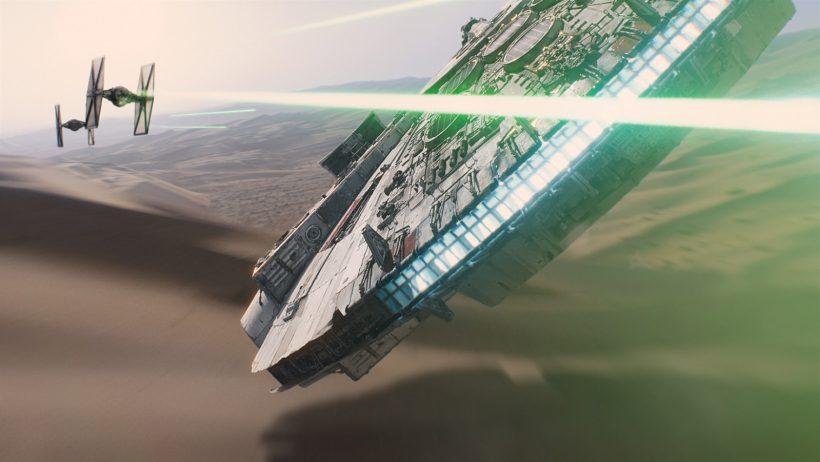 Recensie Star Wars The Force Awakens (Immy Verdonschot)