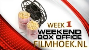 Box office NL - Week 1