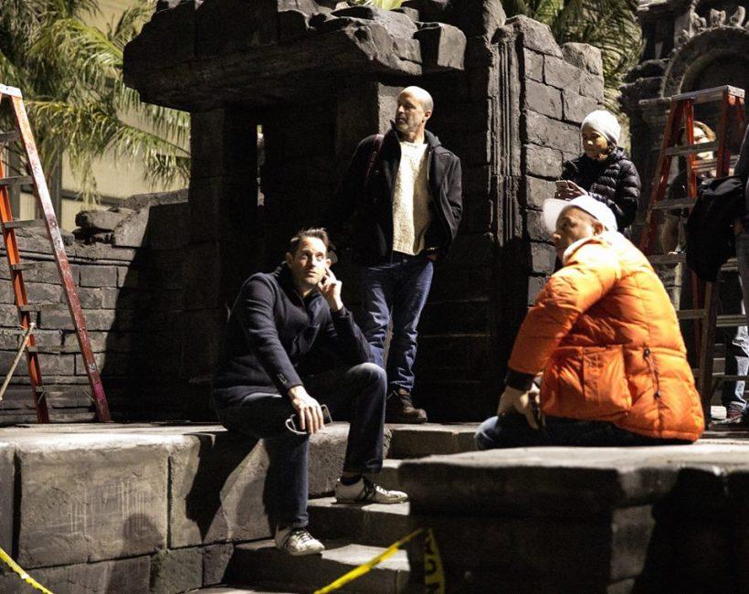 Setfoto's van xXx: The Return of Xander Cage