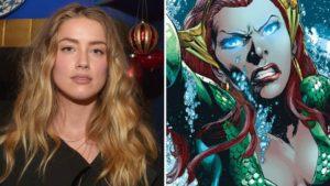 Amber Heard als Queen of Atlantis in Aquaman