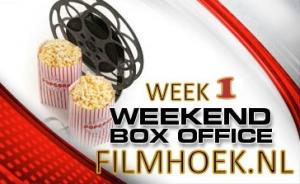 Box Office NL | Week 1